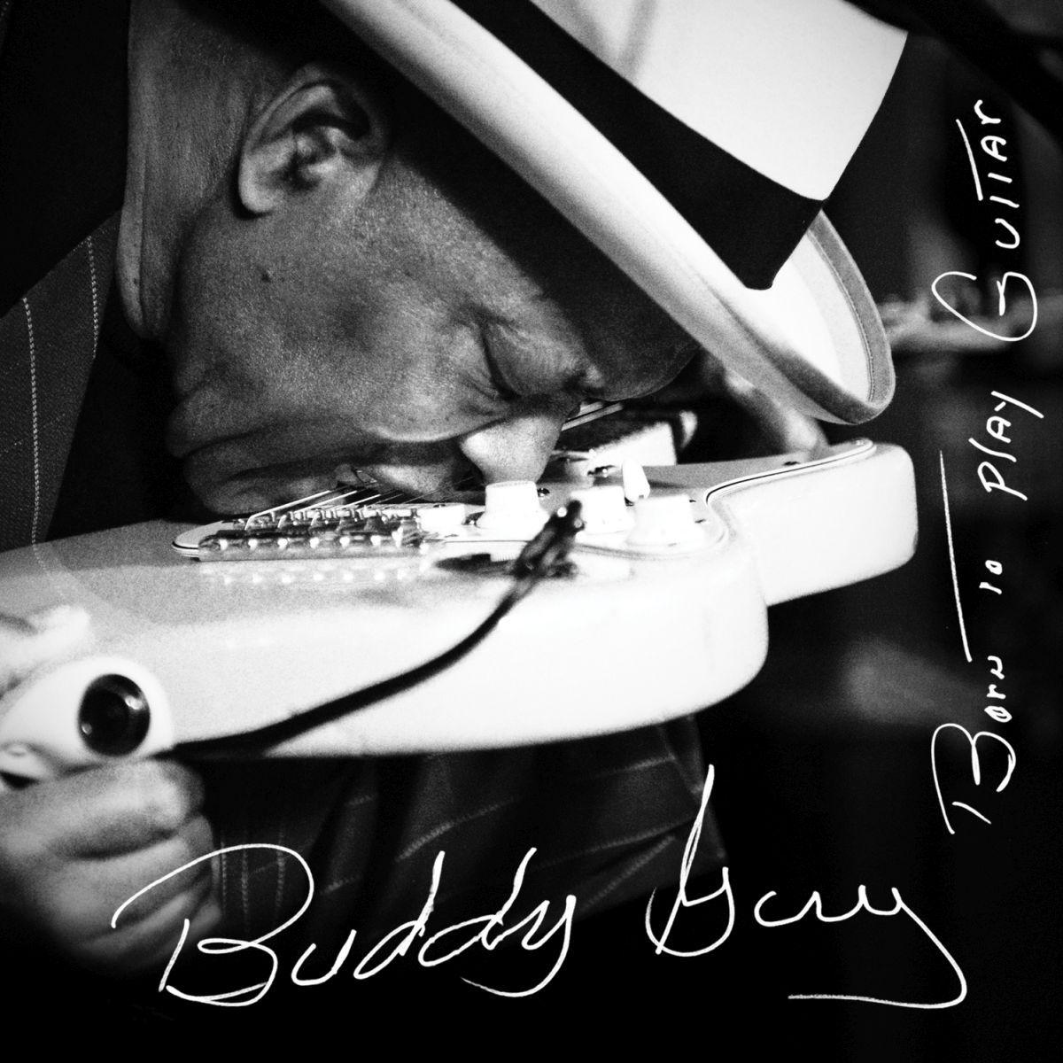 Guy Buddy – Born To Play Guitar