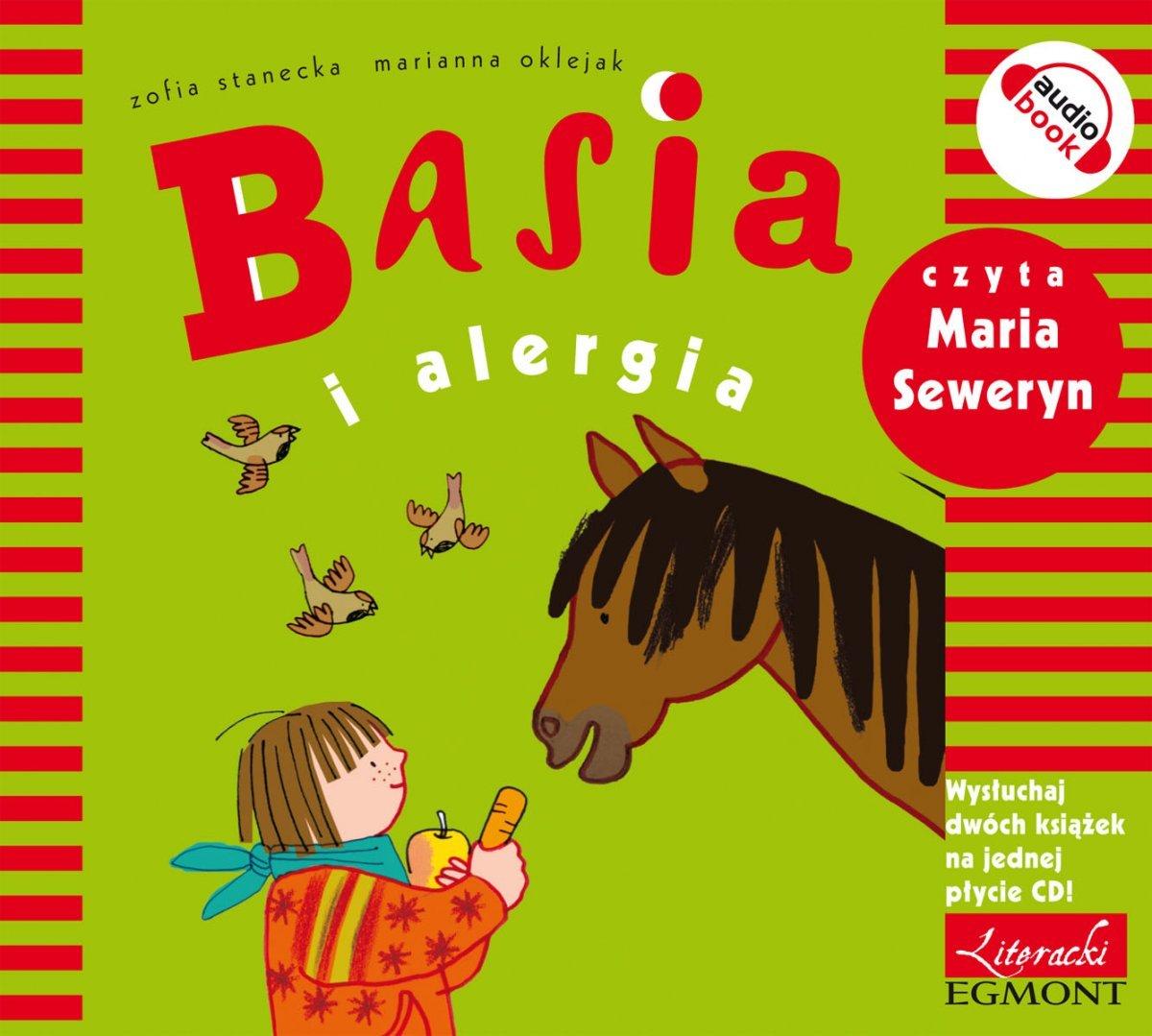 Stanecka Zofia – Basia I Alergia