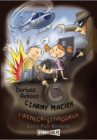 Rekosz Dariusz – Czarny Maciek I Wenecki Starodruk