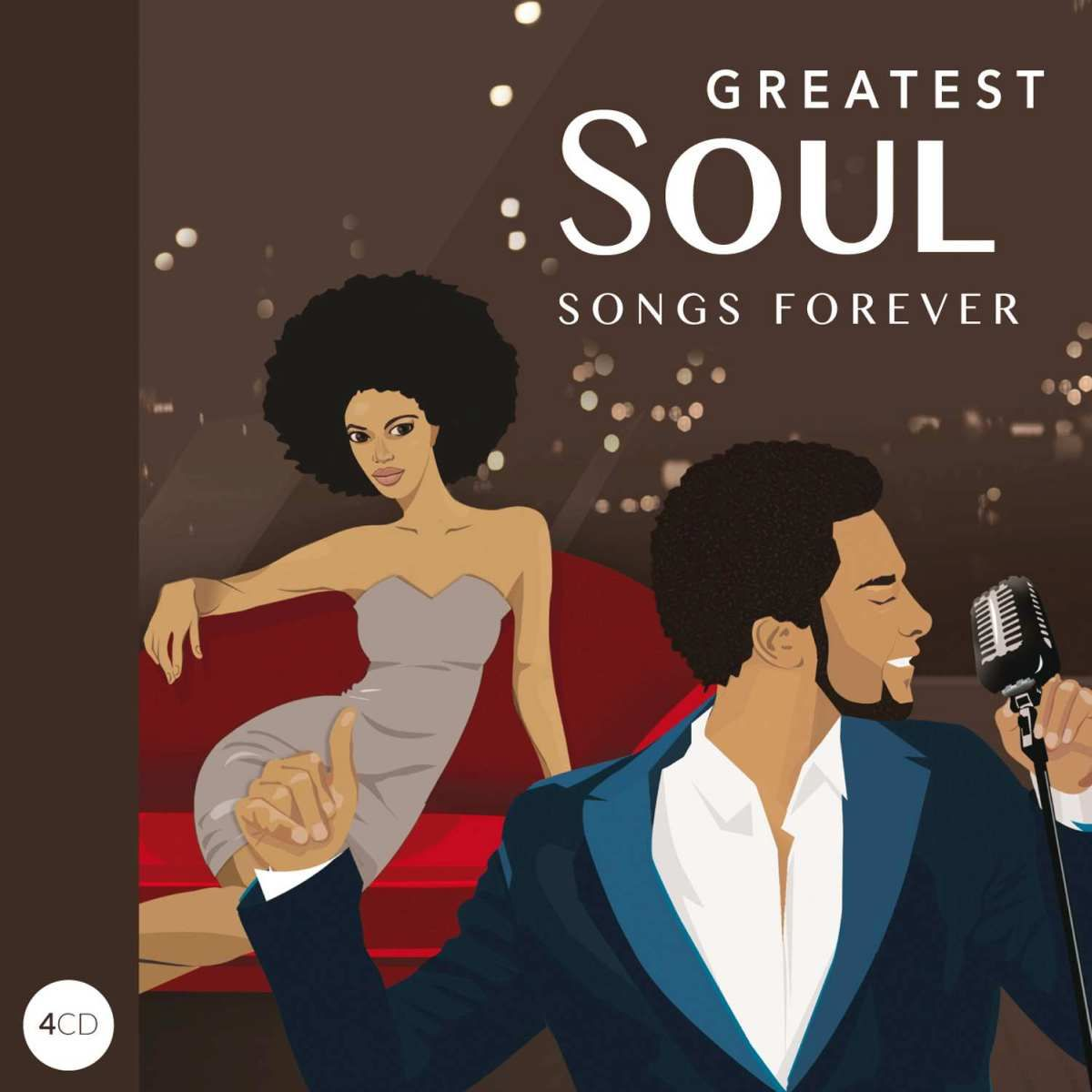 Greatest Soul Songs Forever