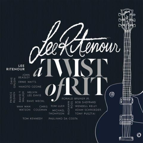 Ritenour Lee - A Twist Of Rit