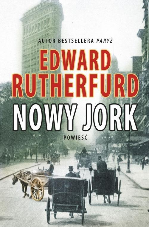 Rutherfurd Edward – Nowy Jork
