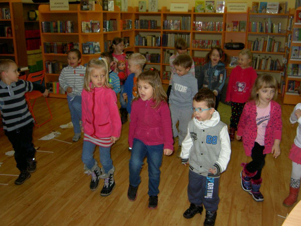 Występ Przedszkolaków 3