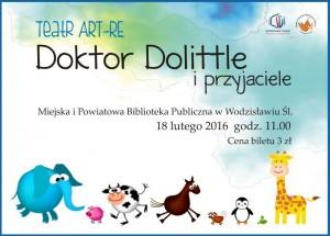 Doktor Dolittle - teatr
