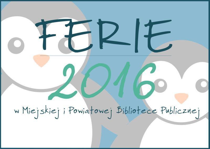 Ferie 2016 – Wyróżniający