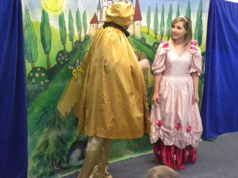 Królewna Śnieżka – Teatr Art.Re 2