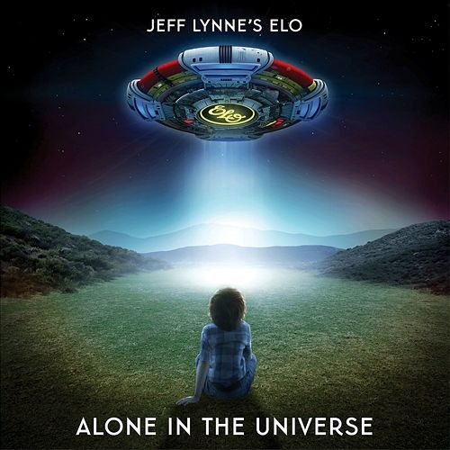 LYNNE's JEFF ELO – Alone In The Universe