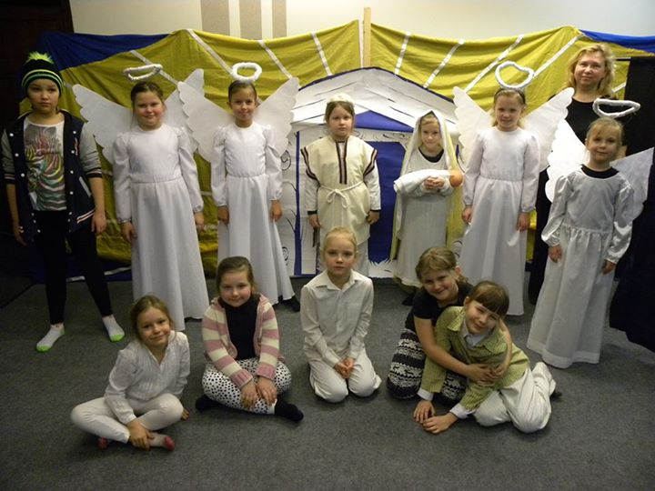 Magia świąt – Czarny Teatr 5