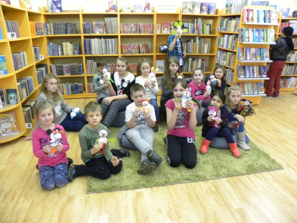 Gałgankowo – Ferie W Bibliotece 9