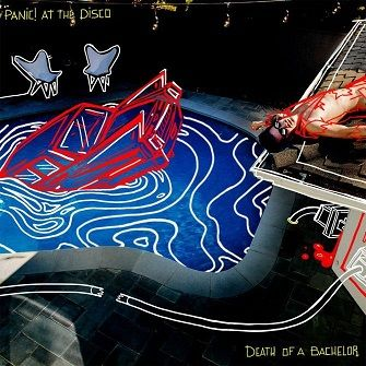 Panic! At The Disco – Death Of A Bachelor