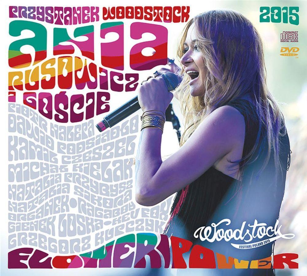 RUSOWICZ ANIA I GOŚCIE – Przystanek Woodstock 2015