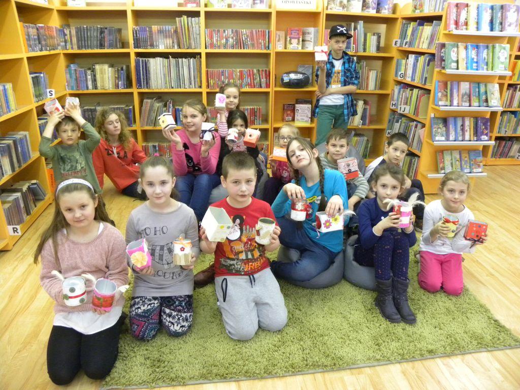 Tajemnica Pudełka Po Mleku – Ferie W Bibliotece 13