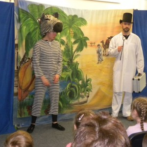 Teatr – Doktor Dolittle 14