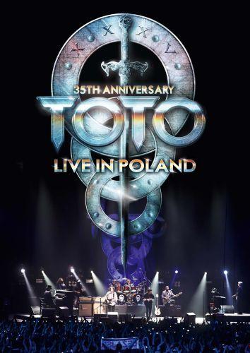 TOTO – 35th Anniversary. Live In Poland