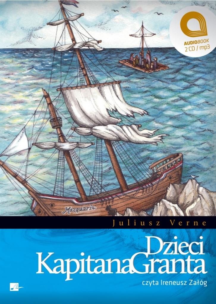 Verne Juliusz – Dzieci Kapitana Granta