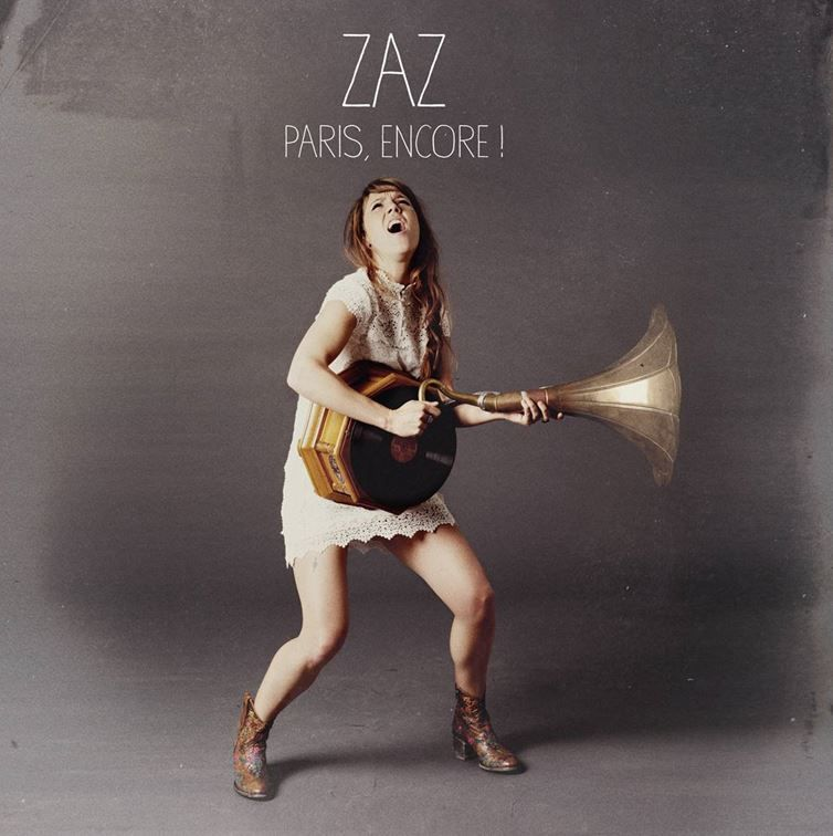 ZAZ – Paris, Encore!