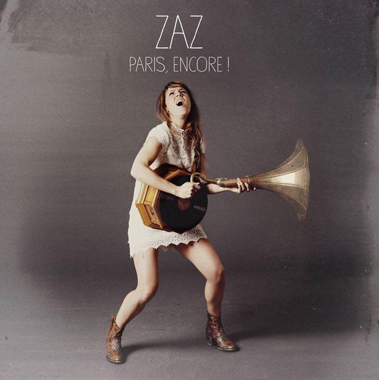 Zaz – Paris Encore!
