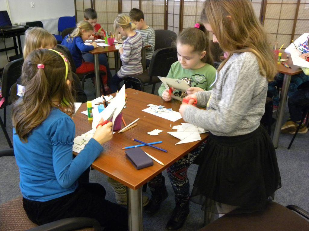 Zwierzaki Puzzlaki – Ferie W Bibliotece 10