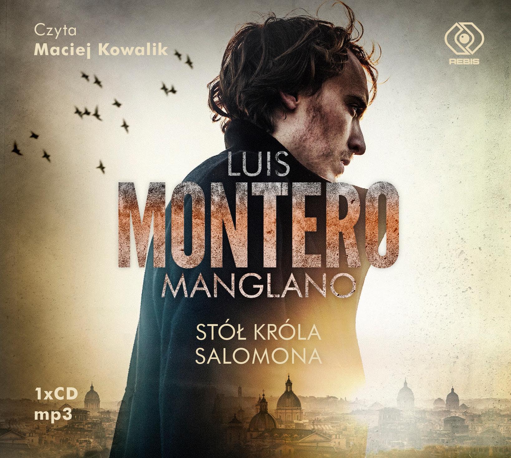 Montero Manglano Luis – Stół Króla Salomona