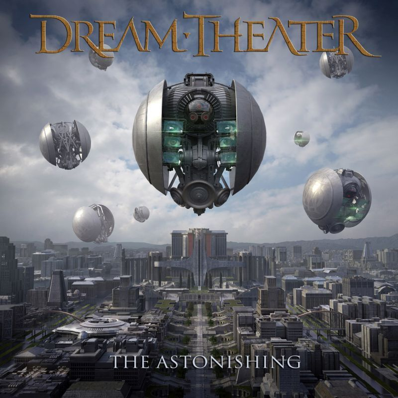 Dream Theater – Astonishing