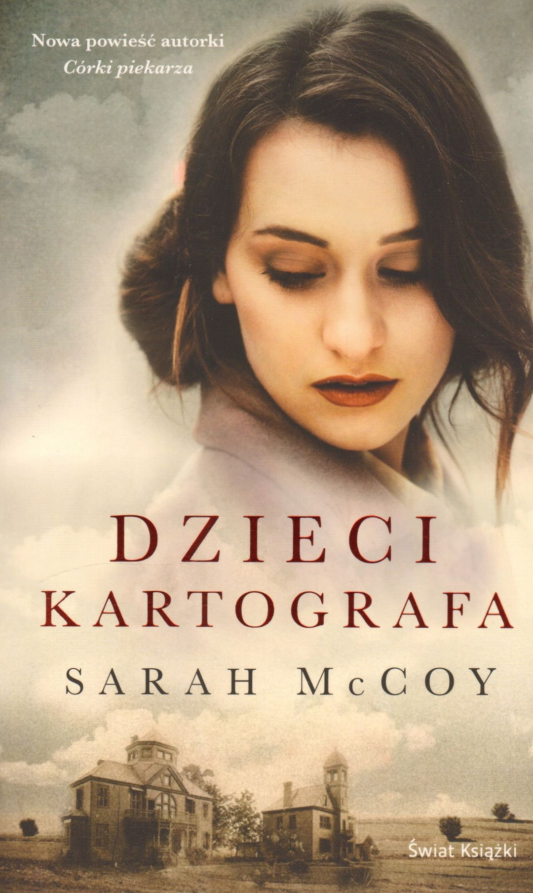 McCoy Sarah – Dzieci Kartografa