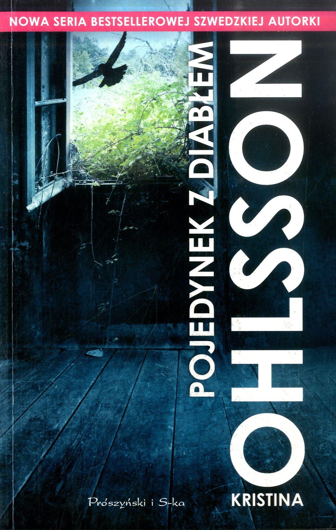 Ohlsson Kristina – Pojedynek Z Diabłem