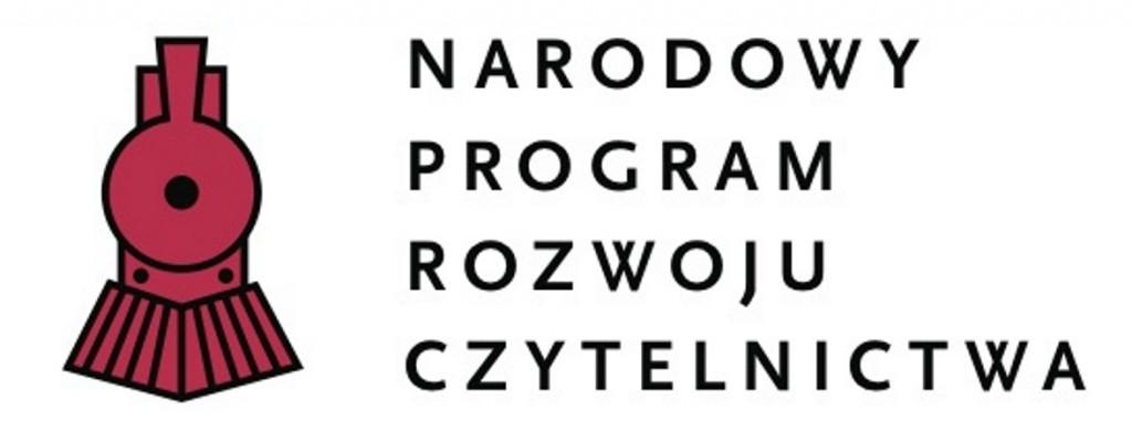 Narodowy Program Rozwoju Czytelnictwa logo