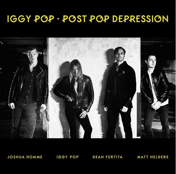 Pop Iggy – Post Pop Depression