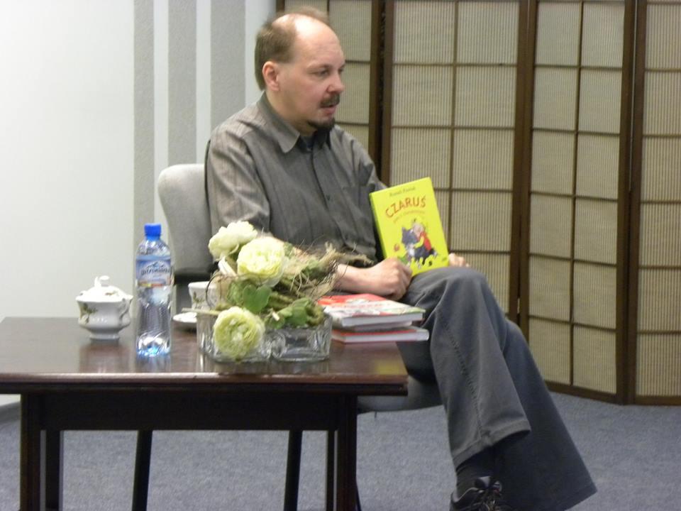 Spotkanie Z Romkiem Pawlakiem