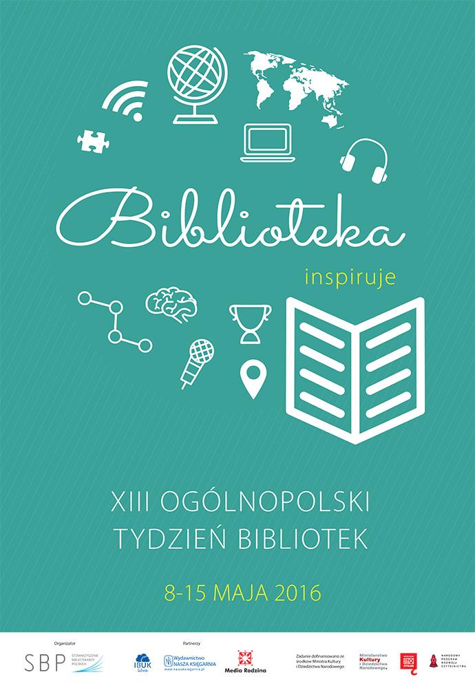 Tydzień Bibliotek 2016