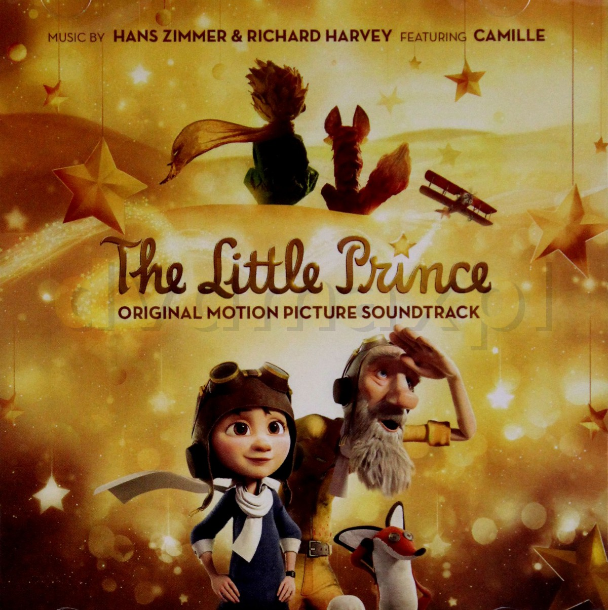 ZIMMER HANS – The Little Prince – OST