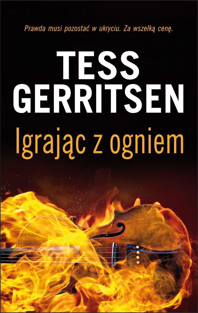 Gerritsen Tess – Igrając Z Ogniem