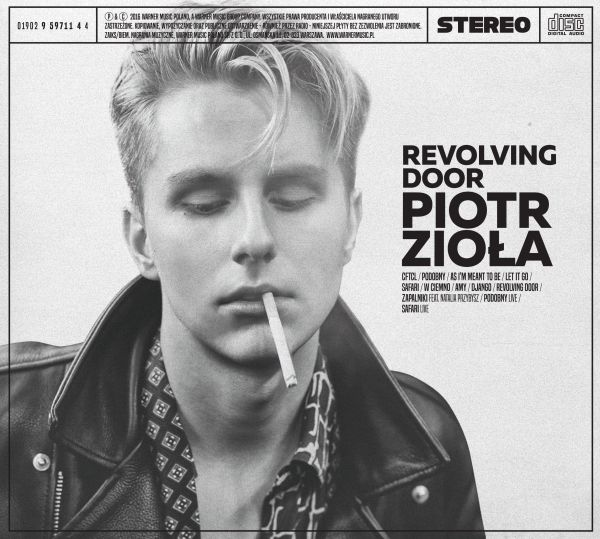 Zioła Piotr – Revolving Door