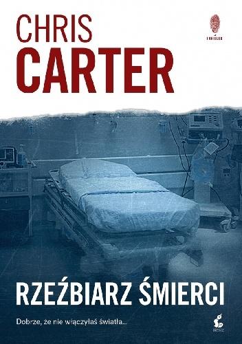 Carter Chris – Rzeźbiarz śmierci