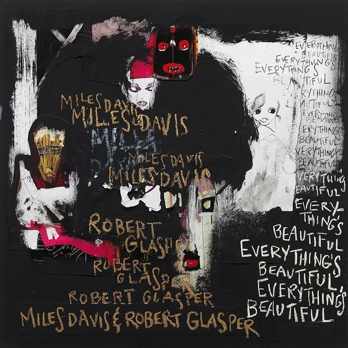 Glasper, Davis – Everything's Beautiful