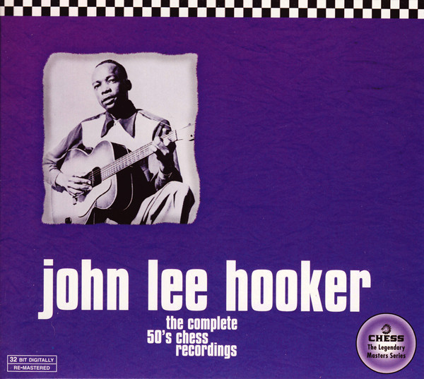 Hooker John Lee – The Complete 50's Chess Recordings