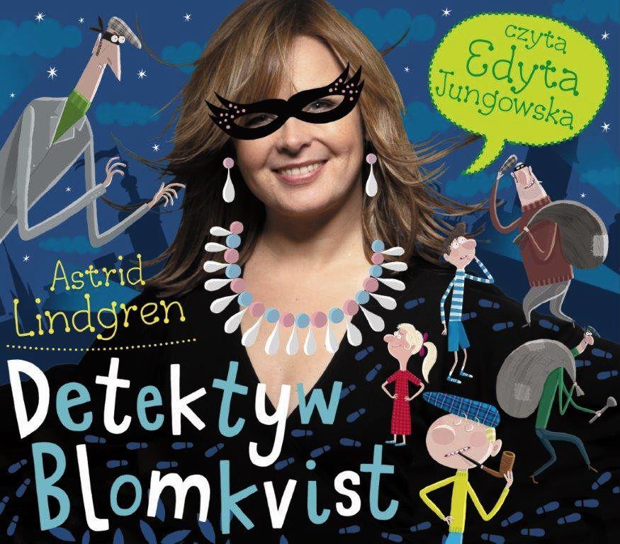 Lindgren Astrid – Detektyw Blomkvist