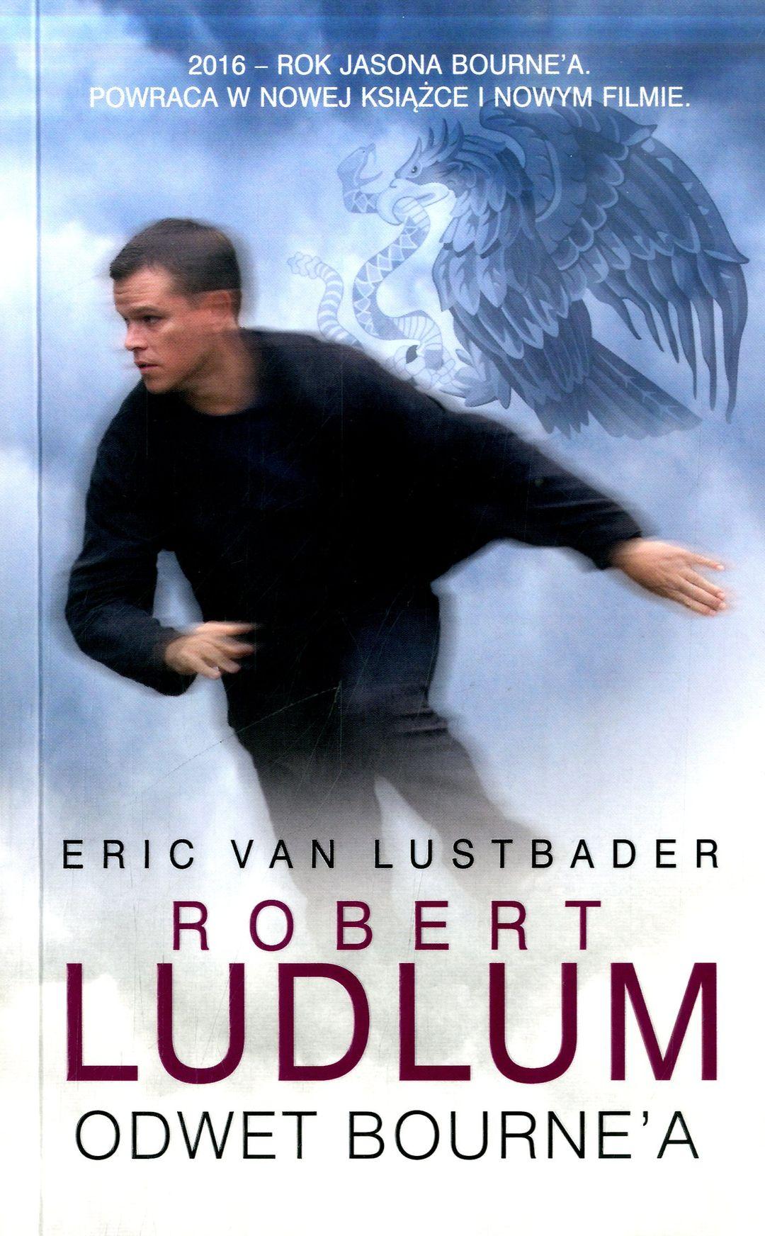 Ludlum Robert – Odwet Bourne'a