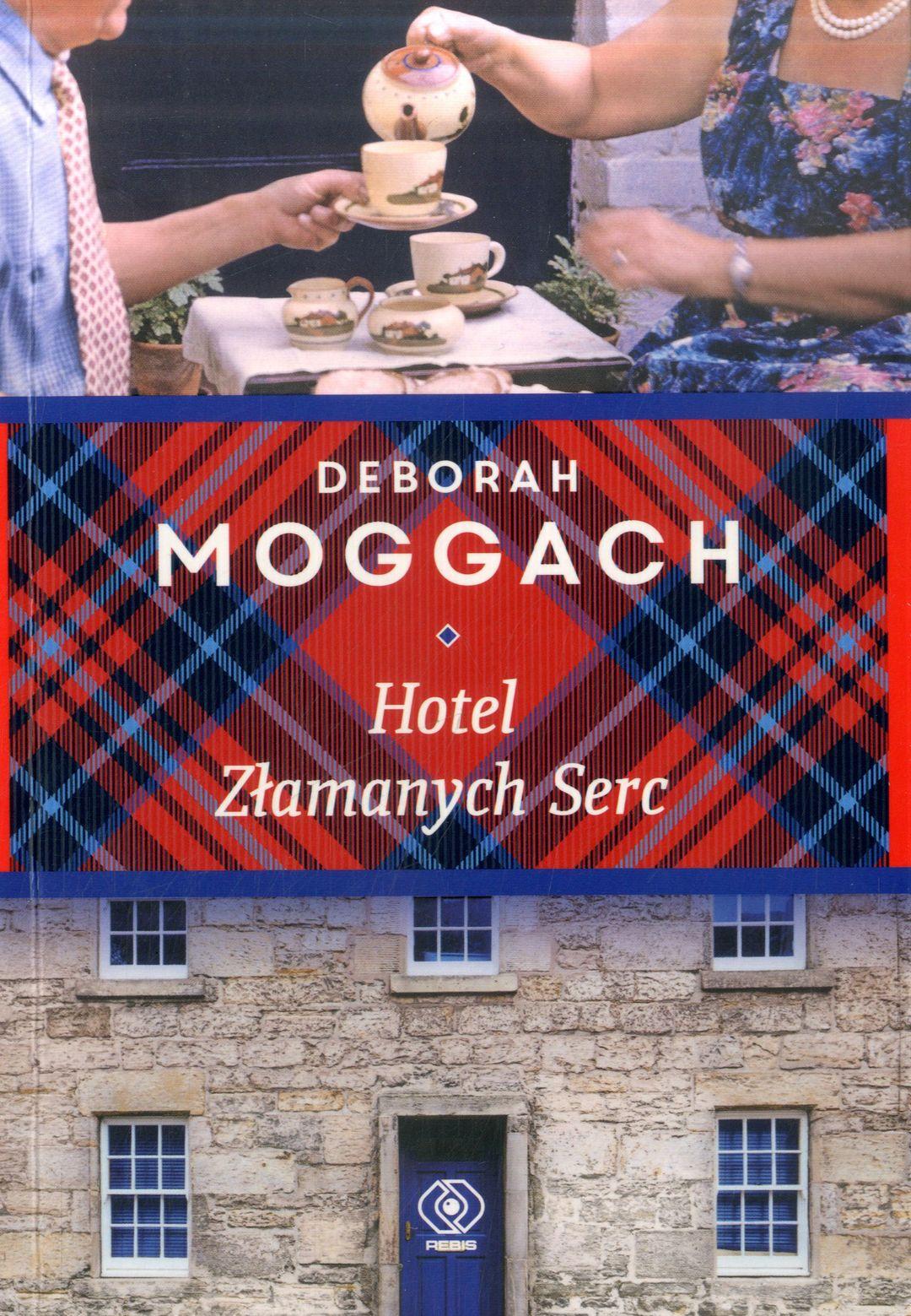 Moggah Deborah – Hotel Złamanych Serc