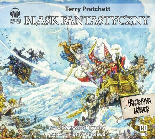 Pratchett Terry – Blask Fantastyczny