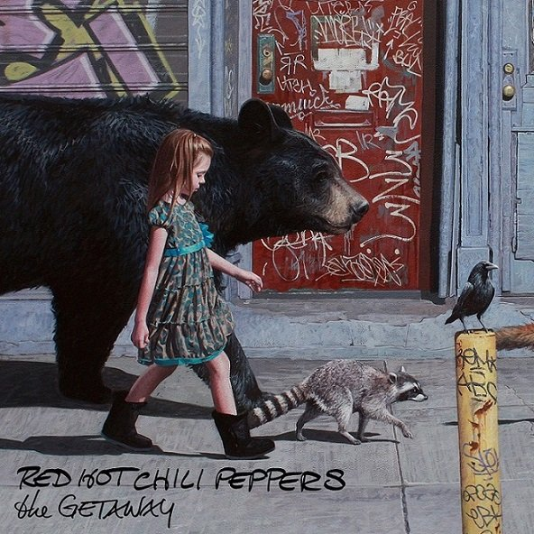 Red Hot Chili Peppers – Getaway