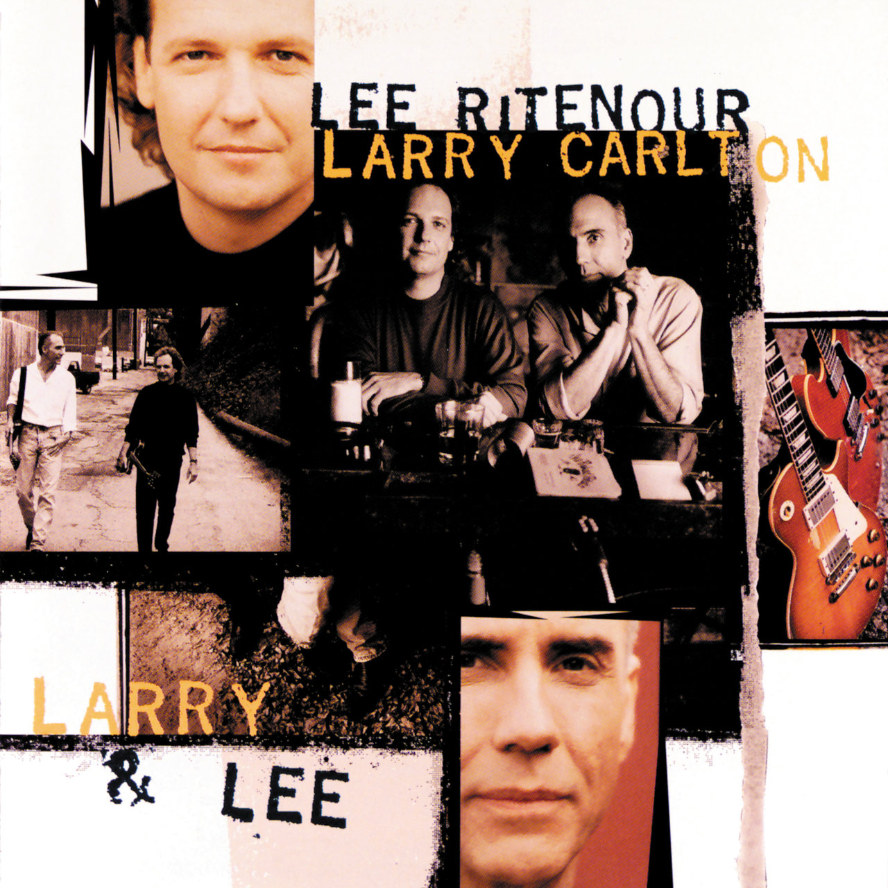 Ritenour Lee, Carlton Larry – Larry & Lee