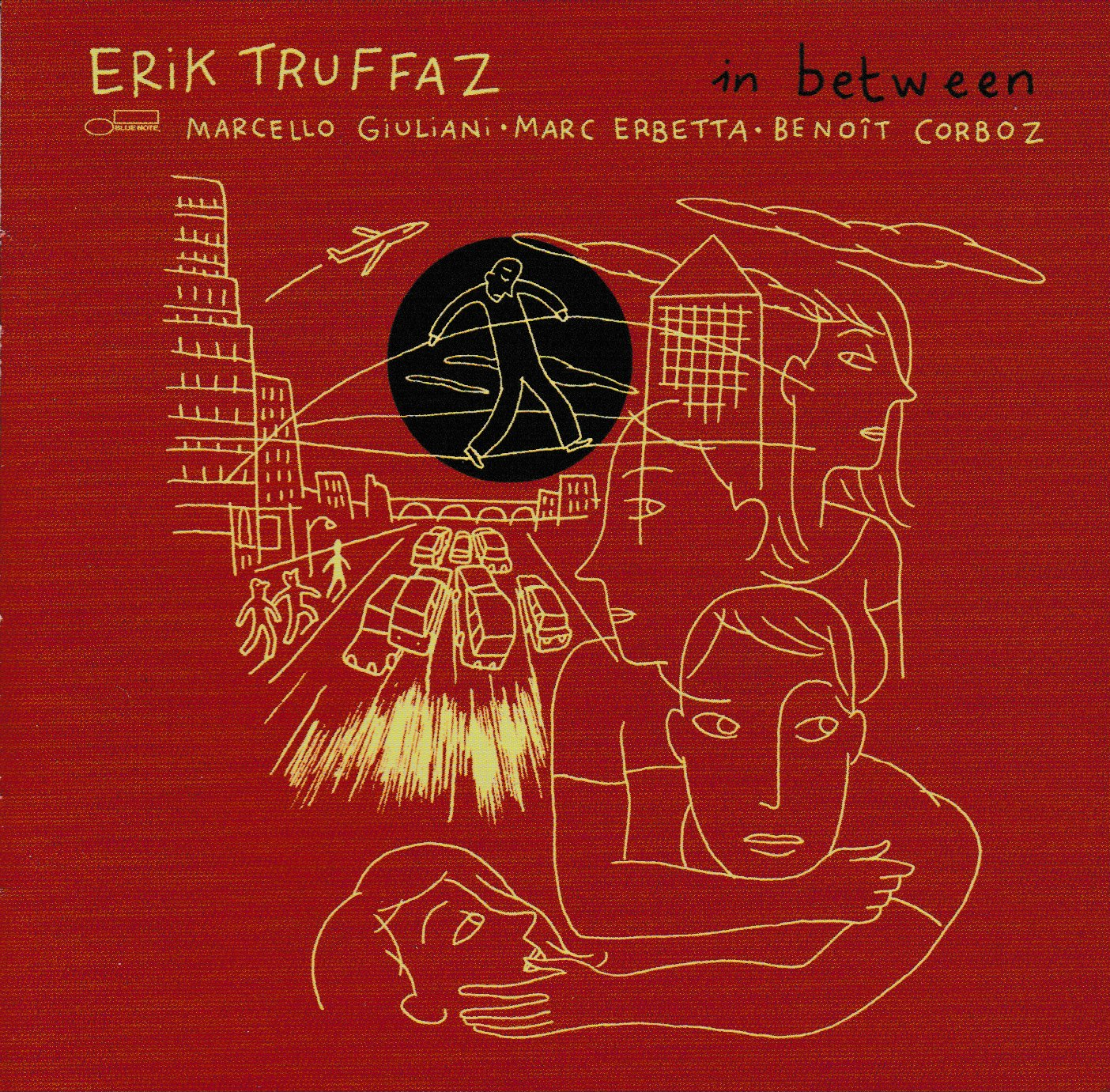 TRUFFAZ ERIC – In Between