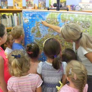 Wakacje W Bibliotece – Anglia 4