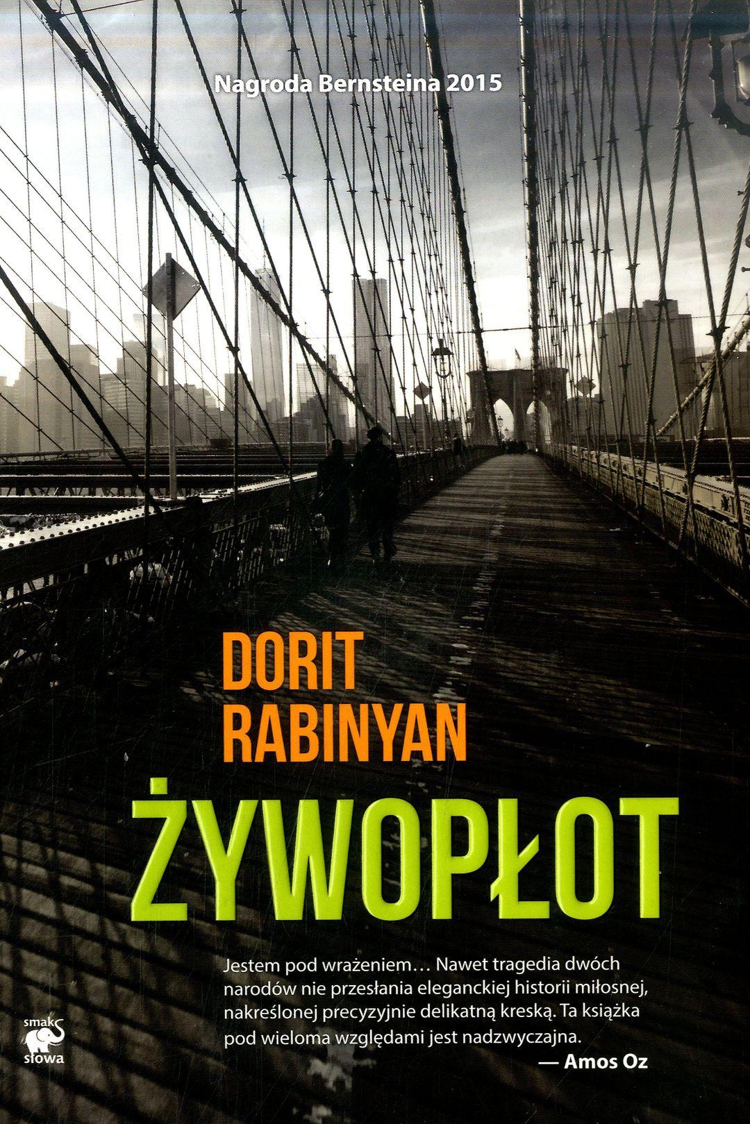 Rabinyan Dorit Zywoplot