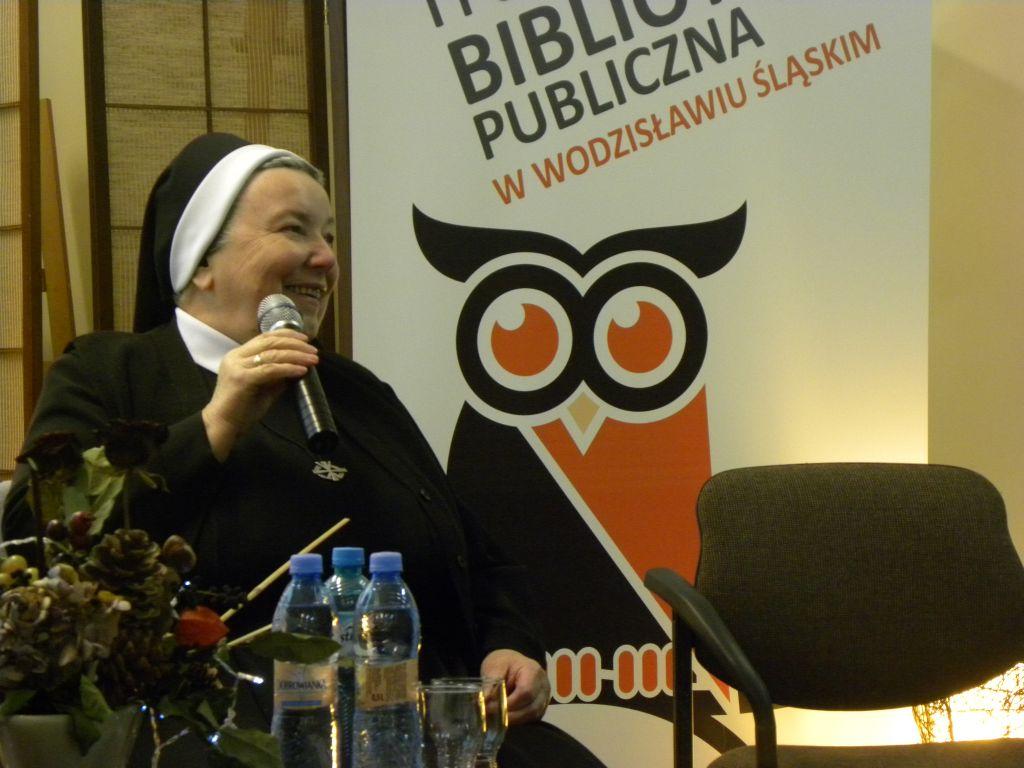 Spotkanie Z Siostrą Anastazją