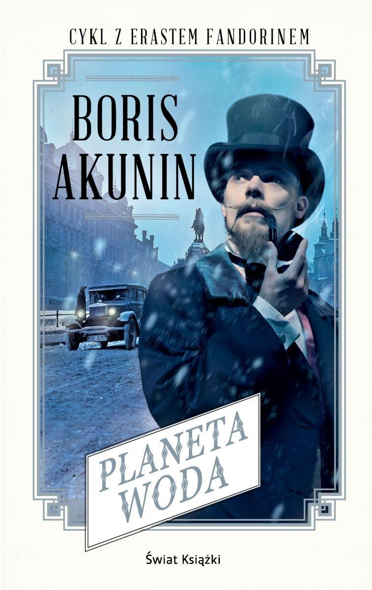 Akunin Boris Planeta Woda