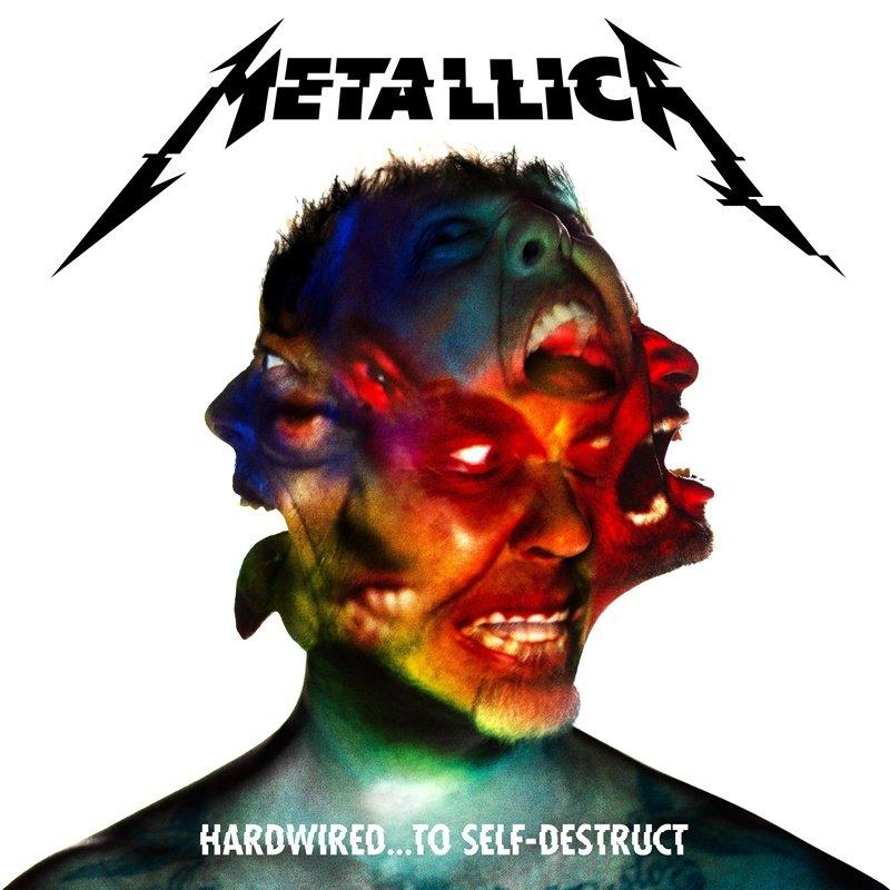 Metallica Hardwired To Self Destruct