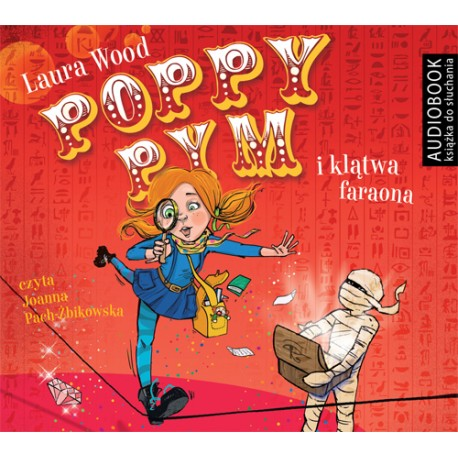 Wood Laura Poppy Pym I Klatwa Faraona