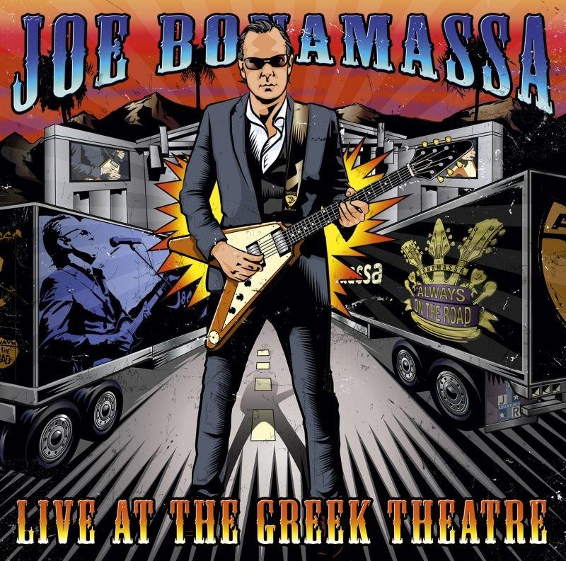 Bonamassa Joe – Live At The Greek Theatre